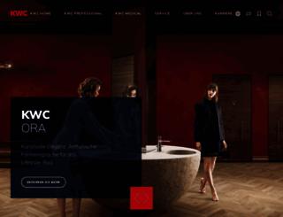 kwc.ch screenshot