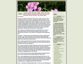 kweenmama.wordpress.com screenshot