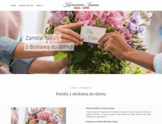kwiaciarnia.rybnik.pl screenshot