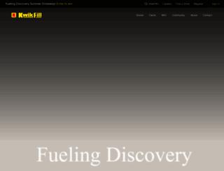 kwikfill.com screenshot