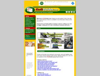 kwikguides.com screenshot