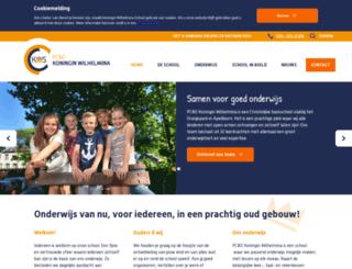 kws.apeldoorn-onderwijs.nl screenshot
