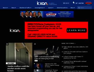 kxan.com screenshot