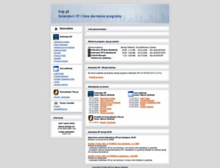 kxp.pl screenshot