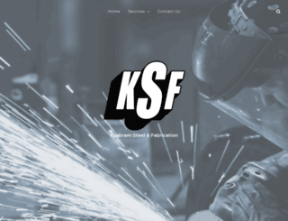 kyabramsteel.com.au screenshot