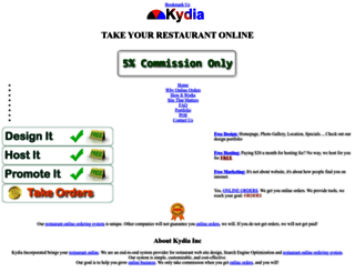 kydiaonline.com screenshot