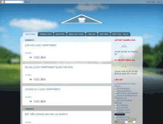 kygoibatdongsan.blogspot.com screenshot