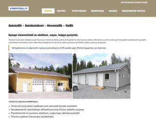 kymppitalli.fi screenshot