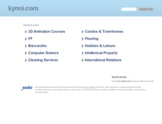 kynoi.com screenshot