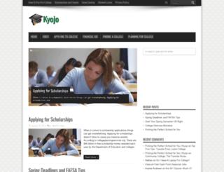 kyojo.com screenshot