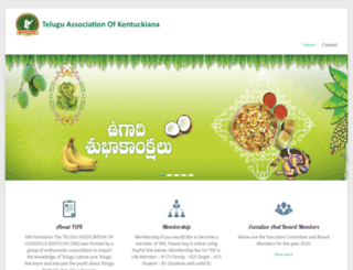 kytelugupeople.org screenshot