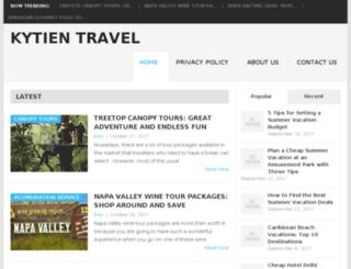 kytien.com screenshot