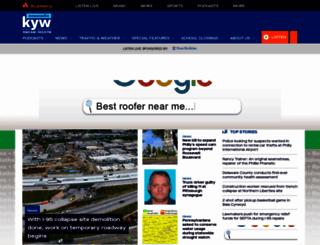 kyw1060.com screenshot