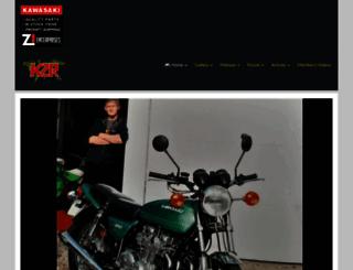kzrider.com screenshot