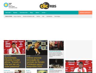 kzuka.clicrbs.com.br screenshot