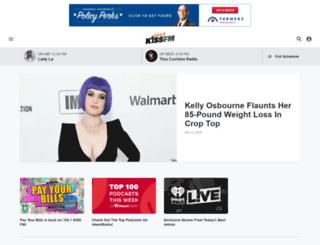 kzzp.com screenshot