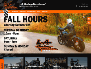 l-aharley.com screenshot