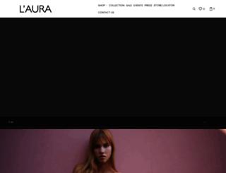 l-aura.it screenshot