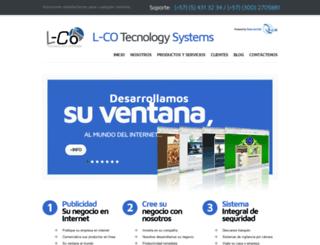 l-co.co screenshot