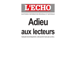 l-echo.info screenshot