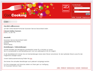 l-sa.dussmann-coolcooking.eu screenshot