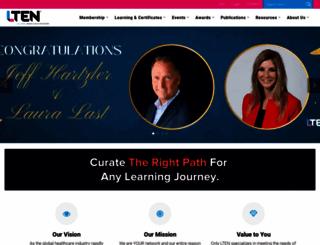 l-ten.org screenshot