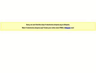 l1-electronics.shopnix.org screenshot