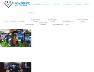 l2.localstrike.com.ar screenshot