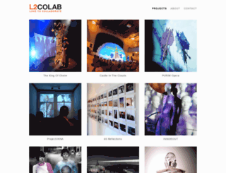 l2colab.com screenshot