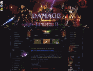 l2damage.com screenshot