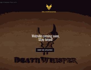 l2deathwhisper.com screenshot
