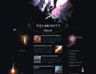 l2equanimity.com screenshot