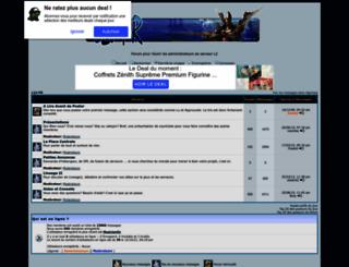 l2jfr.jeun.fr screenshot