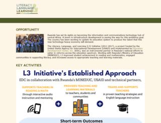 l3.edc.org screenshot