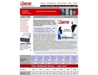 l3server.com screenshot