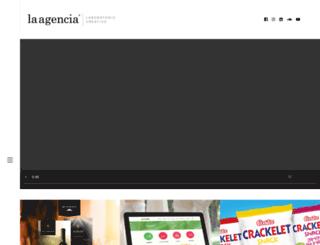 la-agencia.pe screenshot