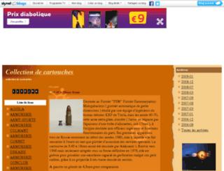 la-cartouche.skynetblogs.be screenshot