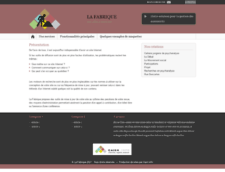 la-fabrique-cairn.info screenshot