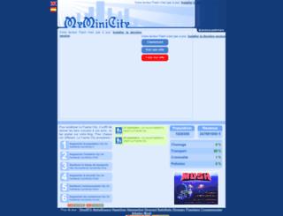 la-fuentecity.myminicity.fr screenshot