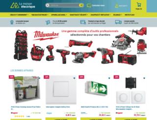 la-maison-electrique.com screenshot