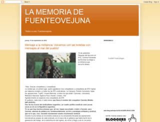 la-memoria-de-fuenteovejuna.blogspot.com screenshot