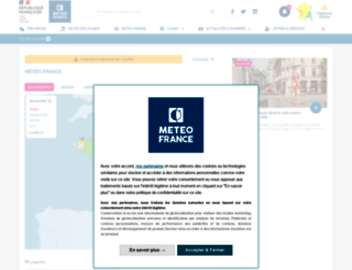 la-meteo-mail.fr screenshot