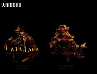 la-mulana.com screenshot