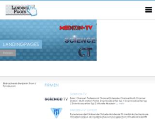 la-pages.com screenshot