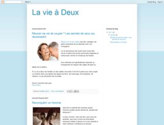 la-vie-a-deux.blogspot.com screenshot