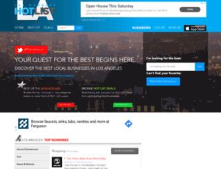 la.cityvoter.com screenshot