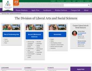 la.southtexascollege.edu screenshot