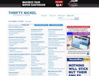 la.thriftynickel.com screenshot