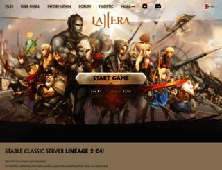 la2era.ru screenshot