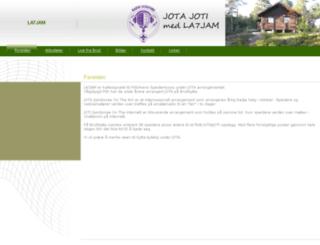 la7jam.no screenshot